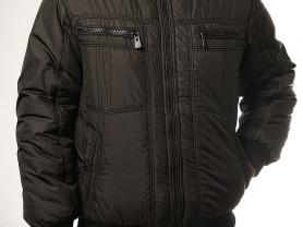 Мужская Зимняя Куртка с капюшоном!В Наличии 50-52р