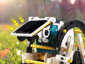 Детский робот конструктор