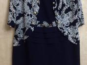 Классное платье 2 в 1 размер 52-54