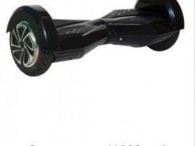 Продаётся гироскутер с музыкой, подсветкой, скорость до 20км