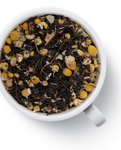 Чай Gutenberg черный Липовый мёд
