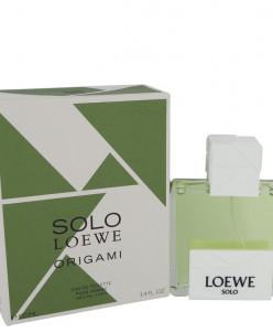 Solo Loewe Origami Cologne by Loewe