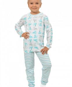 Пижама детская П-4 для девочки (интерлок)