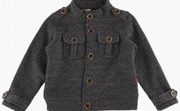 Куртка UD 6680 т.сер джинс