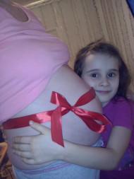 Фото узи на 37 неделе беременности