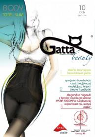 Rajstopy Gatta Body Total Slim Fusion 10 den