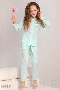Мягкая детская пижама
