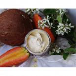 Маска для лица «Морковь-кокос»
