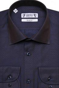 Roberto Bruno рубашка с длинным рукавом 114303SF