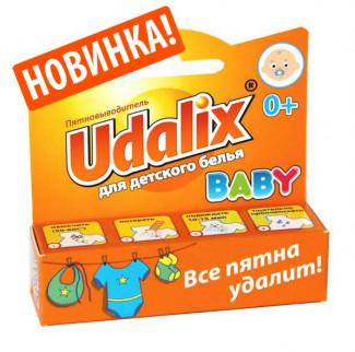 Карандаш-пятновыводитель Udalix Baby для детского белья 35 г