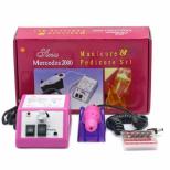 Аппарат для маникюра Lina Mersedes-20000 (розовый)