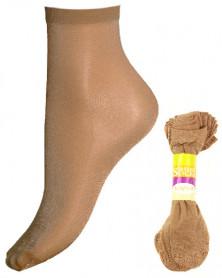 Капроновые носочки, 10 пар