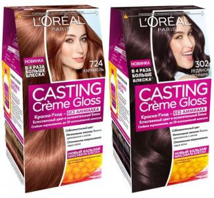 Краска для волос L'Oreal Casting Creme Gloss в ассортименте