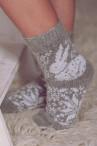 Носки шерстяные N6R78-2
