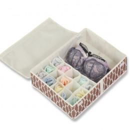Ящик для белья 16 ячеек Премиум