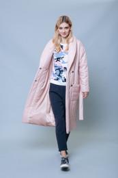 Пальто стеганое Kristroom, арт - 59039F