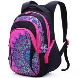 Рюкзак молодежный Цветочный орнамент