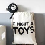 """Мешок на завязках """"Для игрушек"""""""