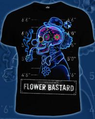 """""""FLOWER BASTARD (Светится в темноте и ультрафиолете)"""""""