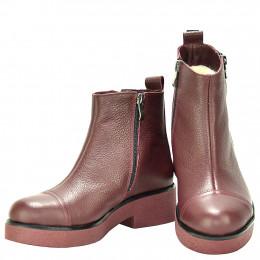Ботинки LR 2035 бордо