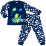 Пижама для мальчика интерлок №14