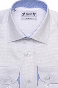 Roberto Bruno рубашка с длинным рукавом 114304SF