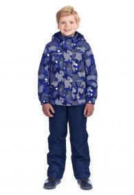SP92203 BLUEКомплект утепленный: куртка и брюки