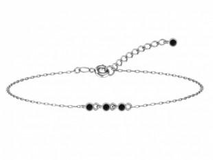 Браслет из серебра с фианитом 0720598-00205 Pokrovsky