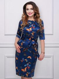 Платье Роковая красотка (баттерфляй)