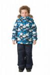Комплект зимний: куртка и брюки TW37203 BLUE