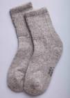 Носки из шерсти 100% серый, Монголия