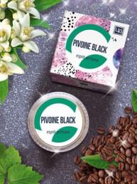 PIVOINE BLACK - духи твердые эспри
