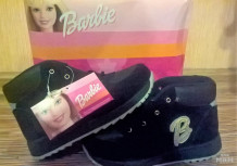 Ботиночки для девочки. Barbie. Испания.