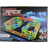 Гоночная трасса TRACK RACING 169 деталей