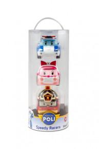 Poli набор из трех игрушек