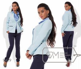 Модель № 9429 -пиджак маломер  на 1 размер