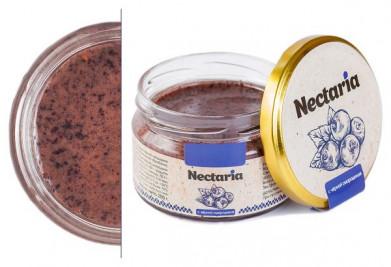 Взбитый мед Nectaria с черной смородиной.