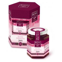 Джем с розовым маслом и лепестками роз Rose of Bulgaria