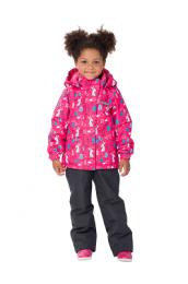 S18*145 CORAL  Комплект утепленный: куртка и брюки