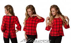 Блуза №028 - Красный