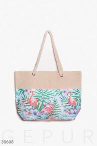 Пляжная сумка Gepur