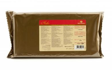 Горький шоколад Ariba Fondente Pani 72%, плитка 1 кг