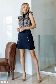 Короткая юбка Gepur