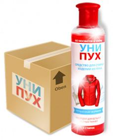 УНИ ПУХ - Cр-во для стирки пуховиков и изделий из пуха 250мл