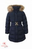 """Пальто для девочек """"Blue Nova"""""""