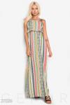 Цветной женский сарафан