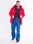 Горнолыжный костюм Snow Headquarter A-8652, Красный