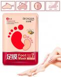 Маска-носочки для стоп BIOAQUA, 1 пара