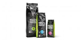 Tasty coffee Итальянская обжарка, 100% арабика, 250 гр