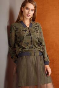 куртка LaVeLa Артикул: L6022 хаки